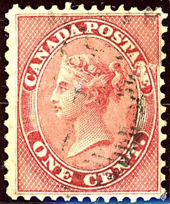 Canada #14b Used