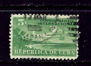 Cuba C4 Used 1931 issue