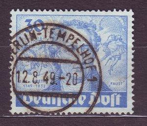 J23173 JLstamps 1949 berlin germany used #9n63 faust