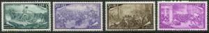 ITALY ~ #495-502 & 505-506 - Mint Light/Heavy Hinged Set - Missing 503 ~ S5506