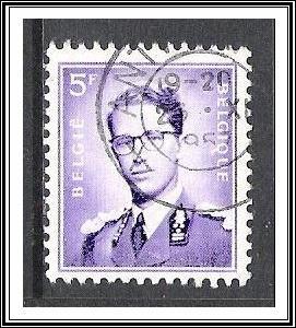 Belgium #459 King Baudouin (OP) Used