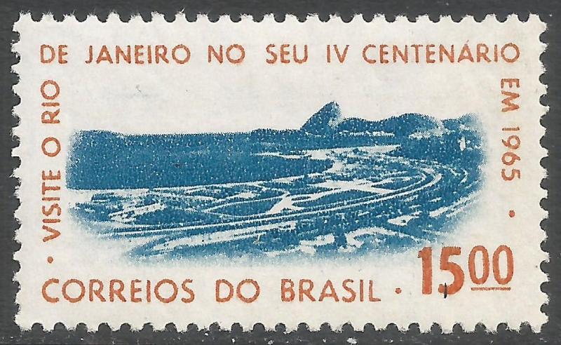 BRAZIL 983 MOG N697