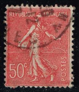 France #146 Sower; Used (0.25)
