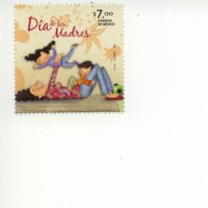 2011 Mexico Mother's Day (Scott 2733)  MNH