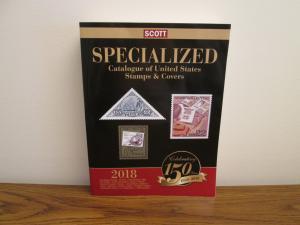 Scott 2018 US Specialized Catalog