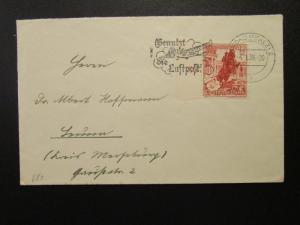 Germany SC# B127 On Airmail Cover - Z6825