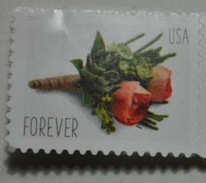 United States 2017 forever stamp Love Bouquet