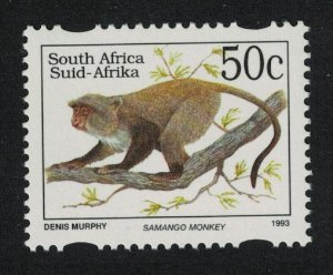 South Africa Samango Monkey security perf SG#914
