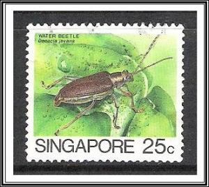 Singapore #457a Insects Used