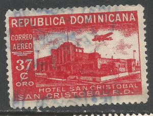 DOMINICAN REPUBLIC C76 VFU C664-4