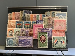 Paraguay 1905-1939 Stamps R23022
