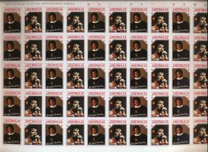 ST Vincent Michael Jackson MNH Sheets+Inverted Country Cinderella x 15 (KR141