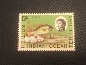 ICOLLECTZONE British Indian Ocean Territory 16 VF NH