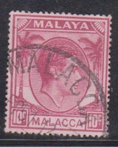 MALACCA Scott # 9 Used -