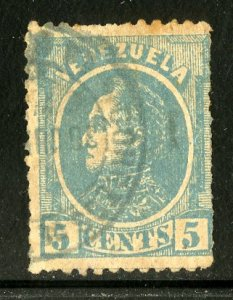 VENEZUELA 68 USED  SCV $7.25 BIN $2.75
