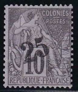 Gabon 1889 SC 9 Mint Certificate RARE