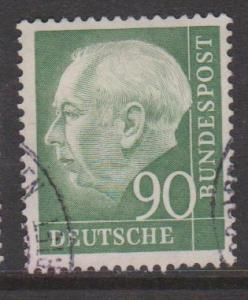 Germany Sc#718 Used