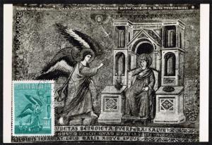 Vatican City #C25 on Maximum Card