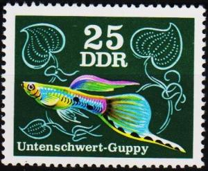 Germany(DDR). 1976 25pf S.G.E1894 Unmounted Mint