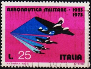Italy. 1973 25L S.G.1350 Fine Used