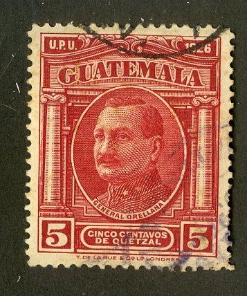 GUATEMALA 238 USED BIN .50