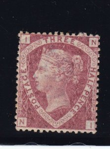 GB Scott # 32 F-VF OG previously hinged with nice color cv $ 500 ! see pic !