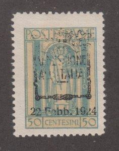 Fiume 202 St. Vitus 1924