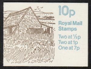 Great Britain N. Ireland #2 Booklet (Scott #BK226) MNH