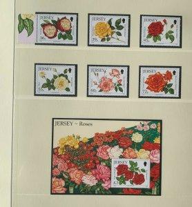JE103) Jersey 2010 Roses (6) + M/S MUH