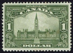 CANADA 1928 PARLIAMENT BUILDING $1