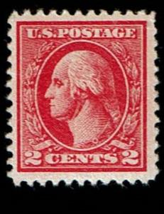 Scott #528 F/VF-OG-NH. SCV - $20.00