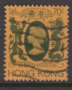 Hong Kong Sc#394 Used