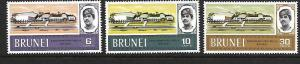 BRUNEI 159-161 MNH YOUTH CENTER