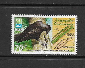 BIRDS - NEW CALEDONIA #873  MNH