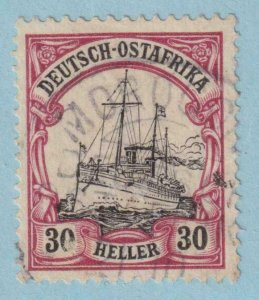 GERMAN EAST AFRICA 27  USED - NO FAULTS EXTRA FINE!