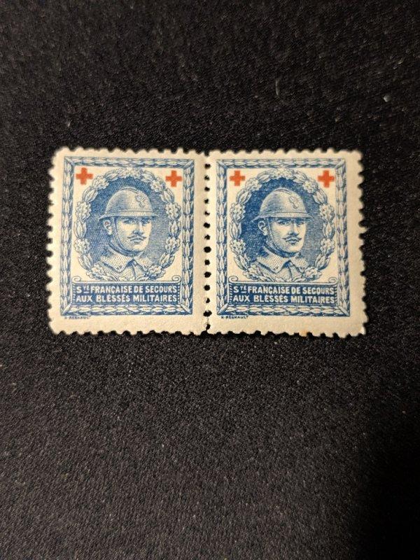 France cinderella NH pair