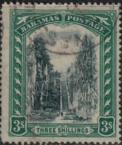 Bahamas 1924 SC 82 Used SVC 83.00