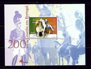 Portugal 2453 MNH 2001 Soldiers on Horses