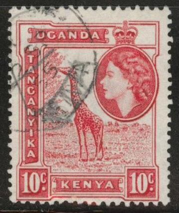 Kenya Uganda and Tanganyika KUT Scott 104 used