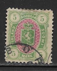 Finland 36 used, see description f. 2018 CV $500.00
