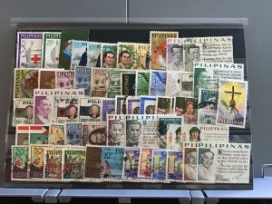Philippines 1963-1967 mixed  stamps R26129