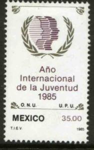 MEXICO 1378 International Youth Year MNH