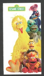 5394 Sesame Street Panel (No Stamps) Mint/nh Free Shipping