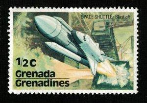 Space 1978 Space Shuttle Grenada/Grenadines (TS-534)