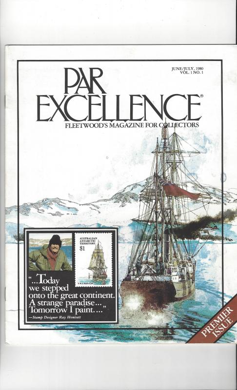 Par Excellence, Fleetwood's Magazine for Collectors, JUN/JUL 1980 Vol 1, No 1