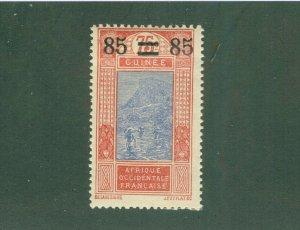 REP OF GUINEE 109 MH BIN$ 2.00