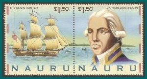 Nauru 1998 First Contact, MNH 463a,SG493a