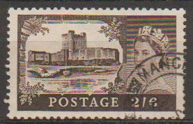 Great Britain SG 536 Used Waterlow printing