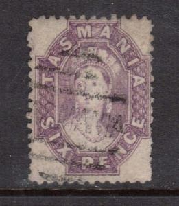 Tasmania #32c Used