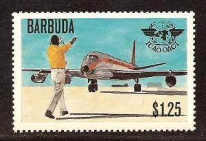 Barbuda  #  393  Mint  N H
